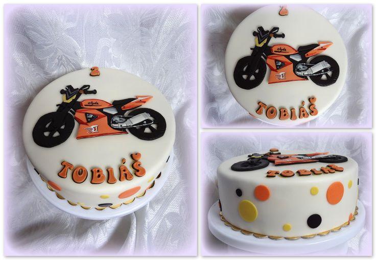 Olyda bike cake