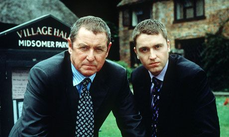 Midsomer Murders is only one village fete away from grand guignol ...