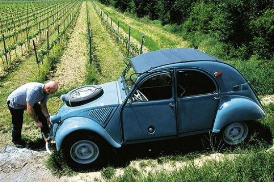 "Citroën 2CV 4x4 ""Sahara"""
