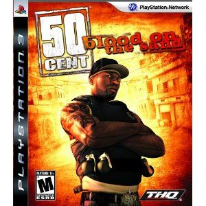 (50 Cent: Blood on the Sand) 50 cents blood on the sand I didn't know I would have so much fun with this game after seeing video reviews but its a great game it helps my ganster game fix ok if you like ganster games get this game