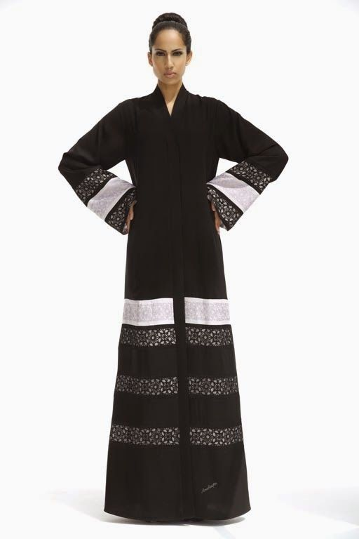 How To Live Like an Omani Princess: KHALEEJI DESIGNER ABAYAS: Arabesque Sheila & Abayas Spring 2014 Collection For a cover up