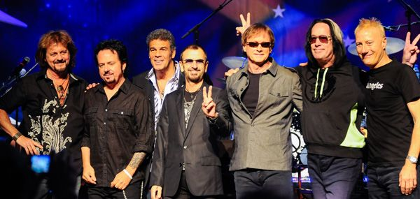 Ringo and his All Starr Band - 2014