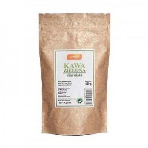 EKO WITAL kawa zielona ZIARNISTA 250g