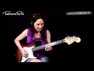 "Tatiana Pará: Mad Professor Royal Blue Overdrive - Jam on ""Testify""   Tatiana Pará & Mad Professor Royal Blue Overdrive - Jam on ""Testify"" (SRV) Recorded with Mad Professor Royal Blue Overdrive Fender Stratocaster Fender Hot Rod Deluxe and SM57 Shure mic. Effects added on Sonar software.http://tatianapara.com/http://ift.tt/2ejv7HRhttp://ift.tt/2dprjOWhttps://twitter.com/tatianaparahttp://ift.tt/2ejwSo4http://ift.tt/2dpqDt4 Mad…"