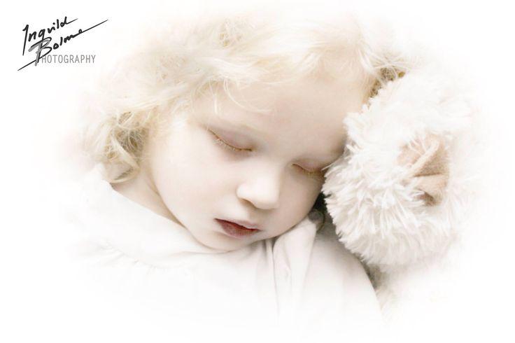 Sleeping beauty... My little girl.  © Ingvild Bolme Photography  Facebook; ingvildbolmephoto