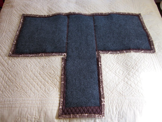 Couch Or Chair Arm Complete Cover Tuck And By ThePracticalCat, $25.00