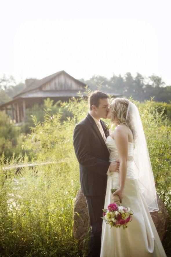 Cincinnati Ohio Rustic Wedding