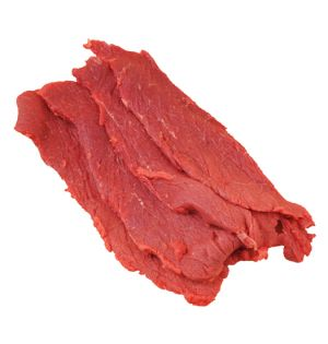Beef Jerky Uncooked Meat Product Image
