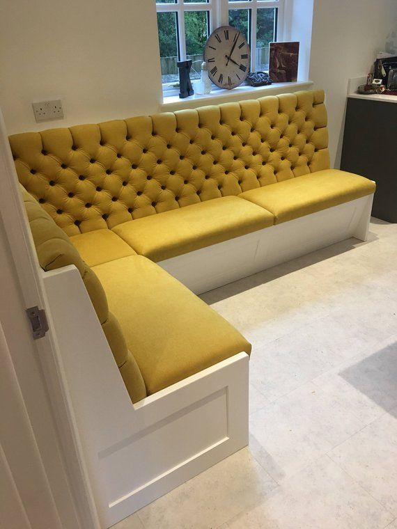 Bespoke Banquette Seating Deep Buttoned Undercover Storage Dining Room Bench Seating Banquette Seating In Kitchen Dining Room Bench