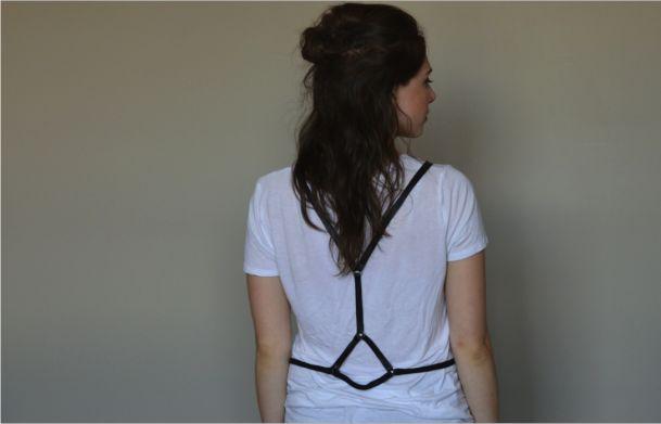DIY Body harness overpiece