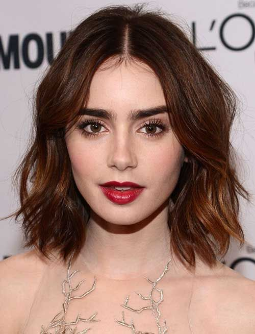 Frisuren fur kurzes krauses haar