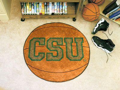 Colorado State University Basketball Mat