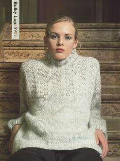 Istex - Iceland--Norah Gaughan--Sweater