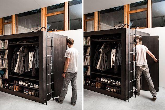 mobilier noir la conception de meubles mobilier contemporain meubles ...
