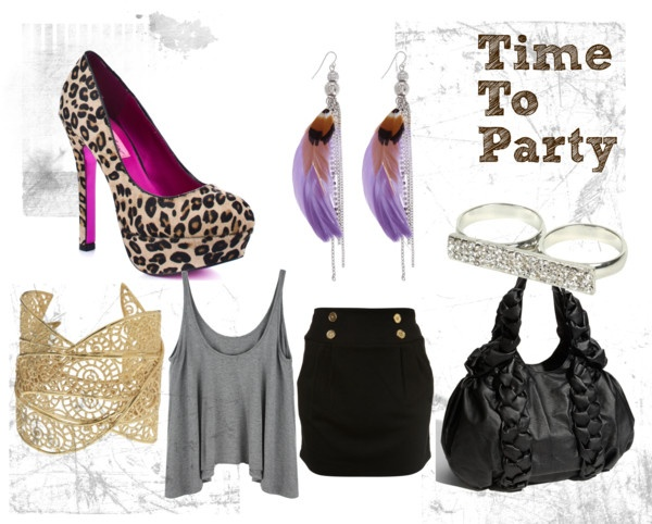 """""""Time To Party"""" by allanaaaa on Polyvore"""