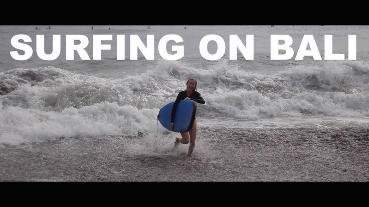 FILM#9 SURFING ON BALI   SURFOVÁNÍ NA BALI