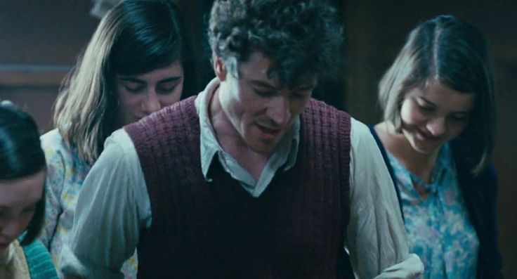 Jimmy's Hall (Ken Loach) Jazz lesson scene with Barry Ward and Aisling Franciosi