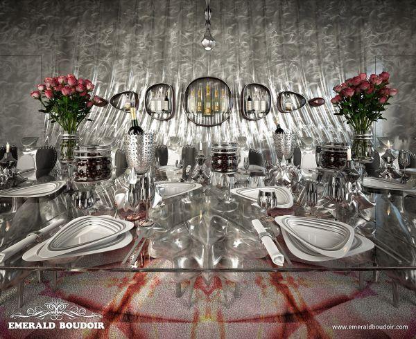 432 Park Avenue  #432ParkAvenue #dining #luxury