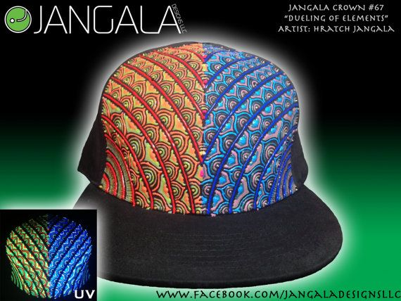 Jangala Crown 67 Dueling of the elements by jangaladesigns on Etsy, $210.00