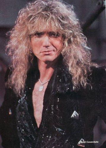 Whitesnake David coverdale