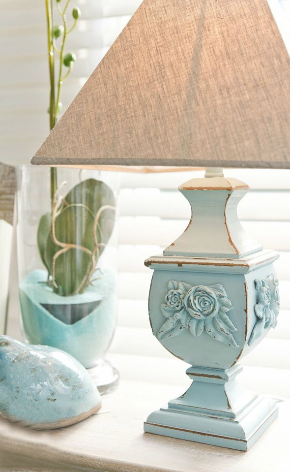 Beach House Blues Good Bye Dark Lamps In Gb1 I Think I Ll Use The Ligh Decor Cottage Decor Painting Lamps