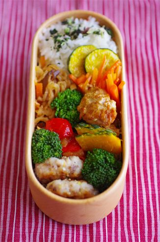 Bento - Grilled Chicken & Vegetables