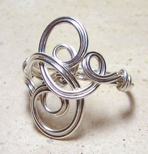 1867 best Wire images on Pinterest | Wire jewelry, Jewelery and ...