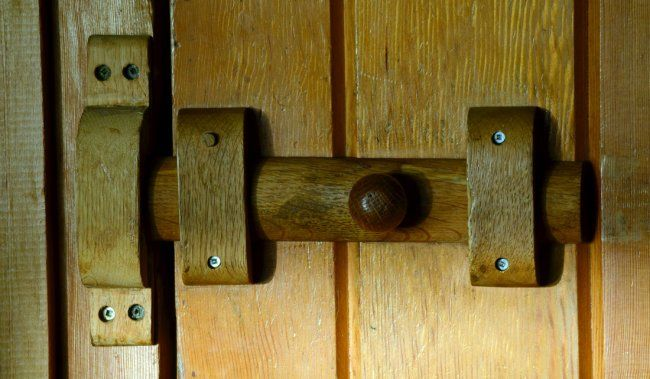 Diy Wooden Gate Latch Woodworking Projects Amp Plans