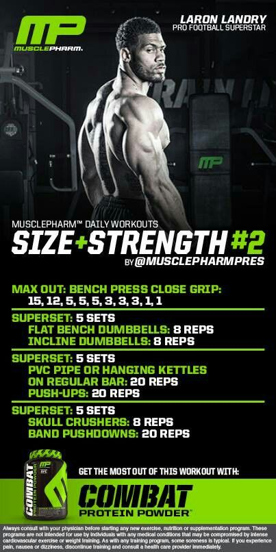 179 best images about Muscle Pharm Workouts! on Pinterest ...