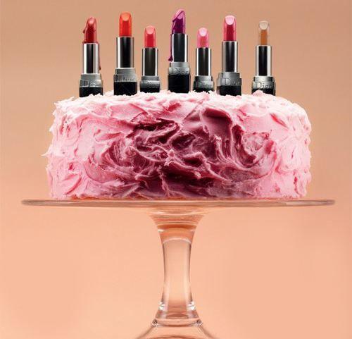 Lipstick Cake: Makeup Madness Monday: Lip Edition (28 Photos)