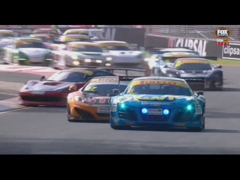 2015 Australian GT Championship - Adelaide - Race 3