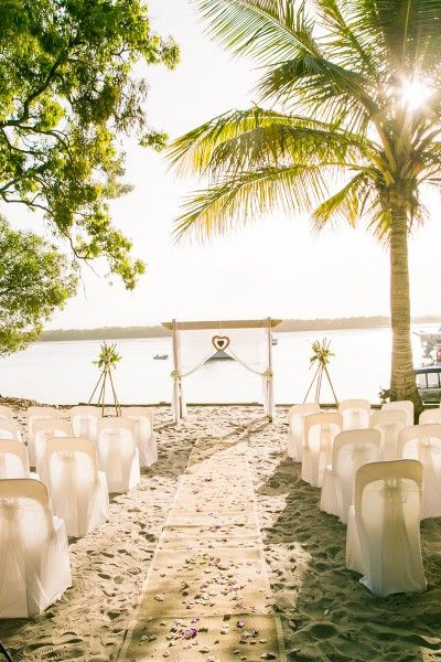 gold coast beach wedding venue south east queensland