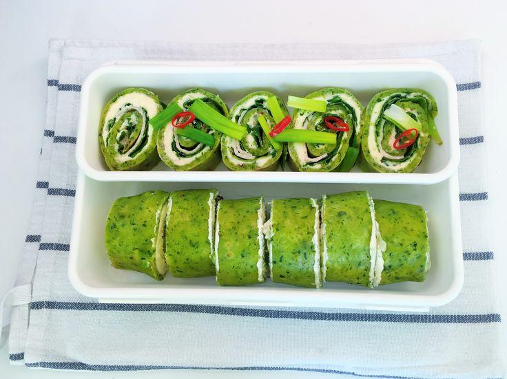 Wiosenne lunch boxy – Serki w Kuchni