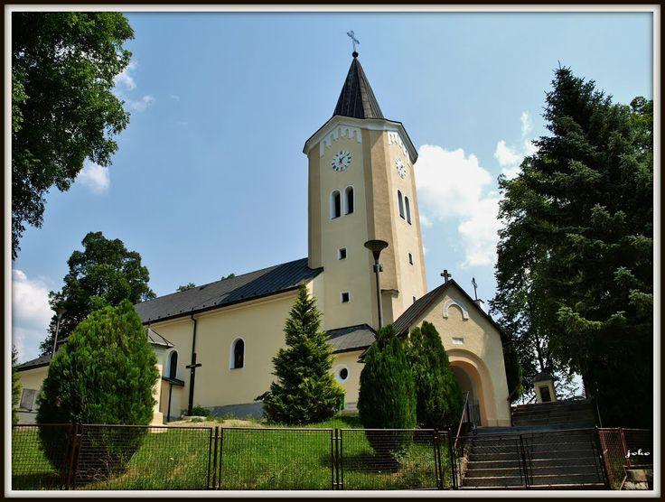 Church in Pružina