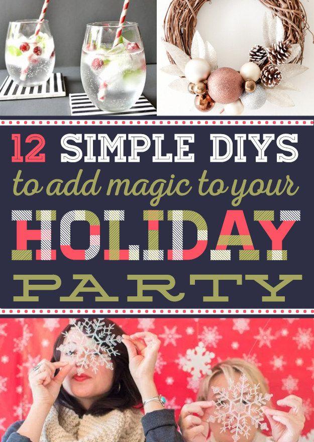 12 Super Simple DIYs To Add Magic To
