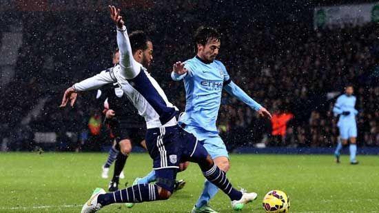 Prediksi Manchester City vs West Brom