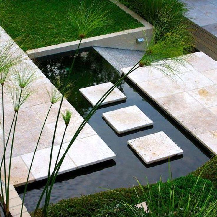 Особенности оформления ландшафтного дизайна в стиле хай-тек