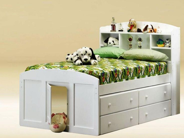 The 25 Best Daybed With Storage Ideas On Pinterest Twin Spare Room And White