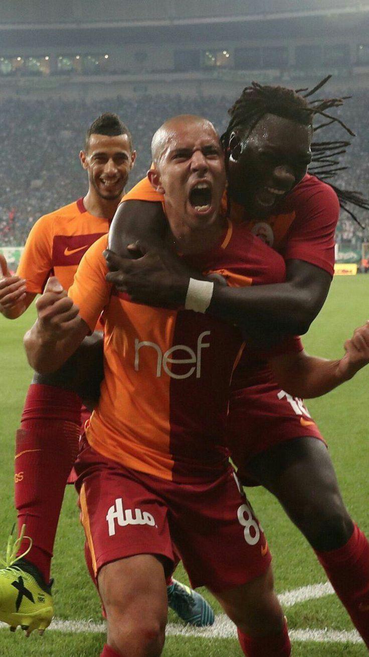 Feghouli & Gomis - Galatasaray