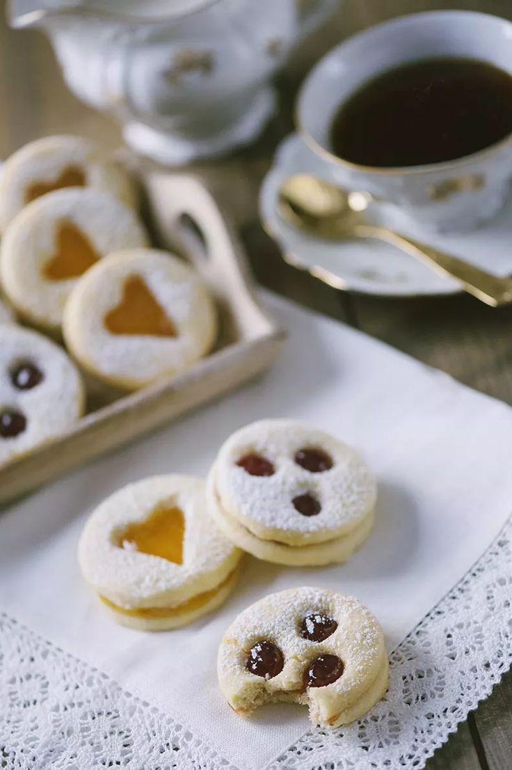 Biscotti tirolesi pronti per la merenda - Sonia Peronaci