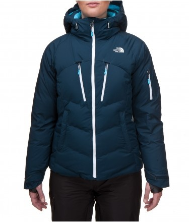 The North Face Women's Chaletta Down Jacket – Snowsports Jacket