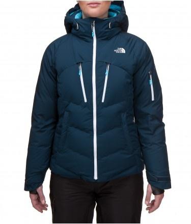 The North Face Women's Chaletta Down Jacket – Snowsports Jacket