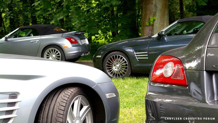 Hallo Crossfirefans, vom 14.05. - 16.05.2016 findet das Crossfire Deutschlandtreffen 2016 in Hann.Münden statt. Stand 27.01.16 gibt es 41 Anmeldungen und wir hoffen die Teilnahme von 50 Autos locker zu knacken. Anmeldung und weitere Infos im Chrysler Crossfire Forum: https://www.chrysler-crossfire-forum.de/thread/4841-14-05-16-05-2016-crossfire-deutschland-treffen-2016-hann-muenden/