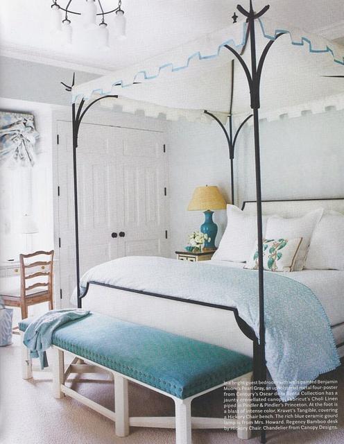 Jim Howard Light Blue Bedroom Blue Bedrooms Bedrooms