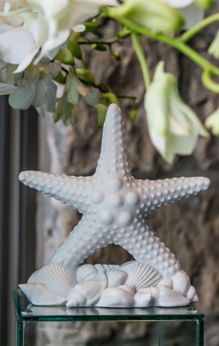 Weddingstar Starfish Cake Topper