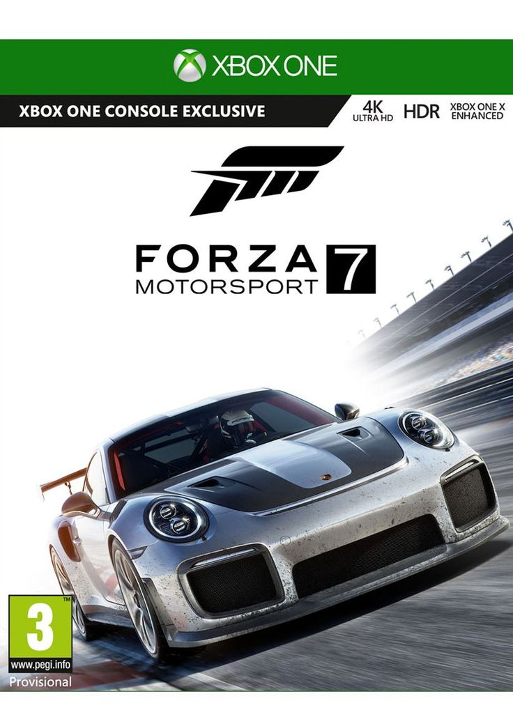 Forza Motorsport 7 on Xbox One | SimplyGames