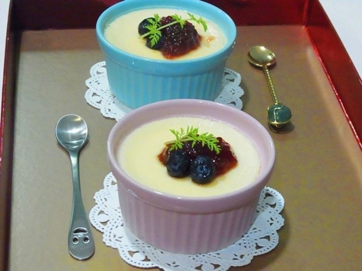 [Tatung rice cooker cuisine] Flan recipe....use the rice cooker when it's too hot to use the oven!