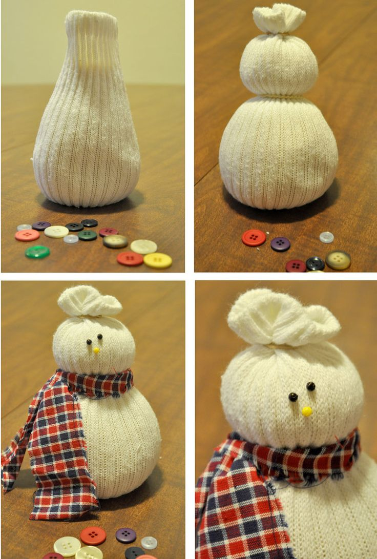 Ok, this is definitely my favorite craft I've made all season. First, because they're super easy to make, and second, because they're ADORABLE. I've been meaning to make some kind of snowman craft for a while, but unfortunately I couldn't figure out a good design. So far I've made all my crafts with