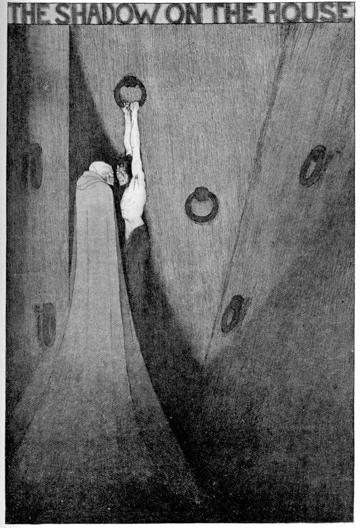 The Willy Grasser (1923) And Other Illustrations By Sidney Sime