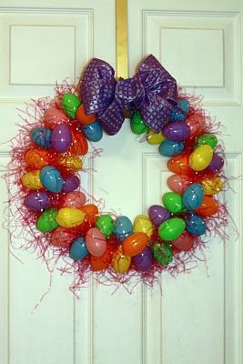 Easter Wreath From: The Doctor's Dishes, Desserts & Decor